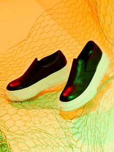 [신학기EVENT 40% 세일]Leather Slip-on (IV)