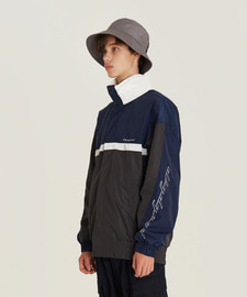[10%세일] Color Blocking Windbreaker(NA)