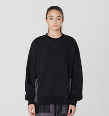 [19S/S] Out Pocket Sweat Shirts (BK)