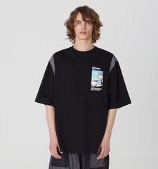 [19S/S] Holiday T-Shirts (BK)