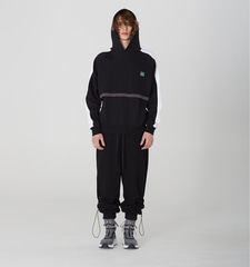 [3/6일 예약배송][19S/S] Side String Jogger Pants (BK)