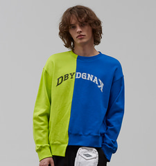 [19S/S] Arch Line Logo Sweat Shirts (BL)