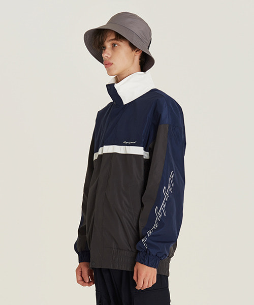 [18FW][50% 세일] Color Blocking Windbreaker(NA)